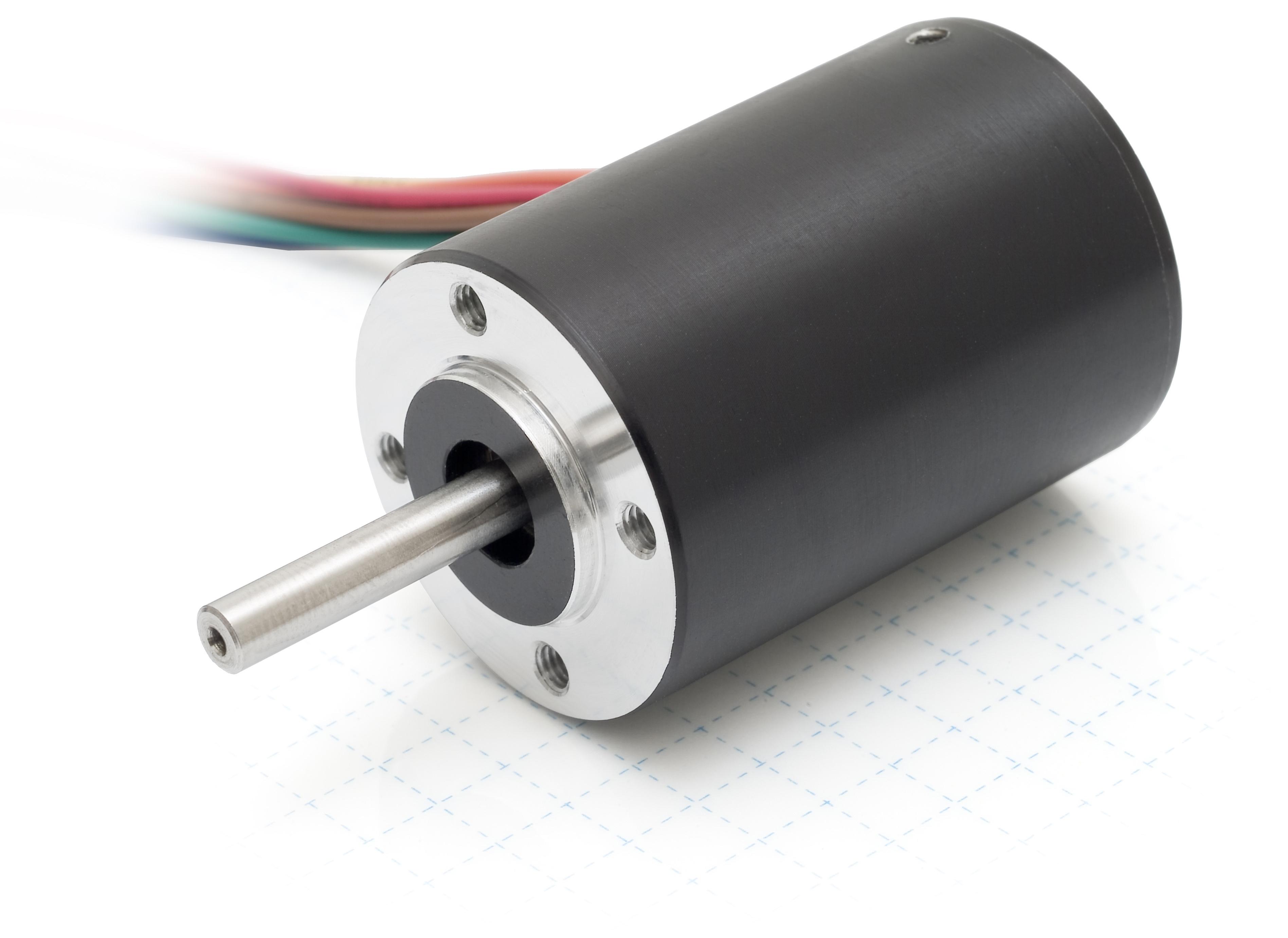 Nanotec Db28 Brushless Ec Servo Motor